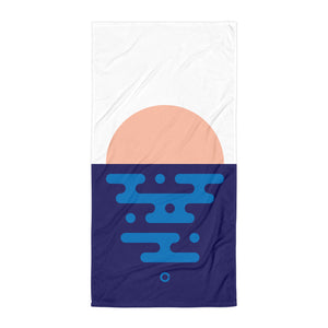 Day 7 Beach Towel