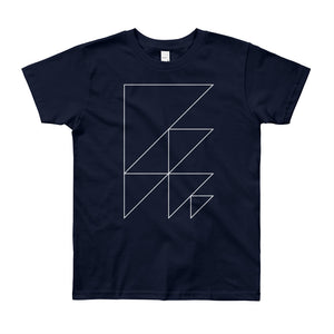Day 1 Youth T-shirt: Outline
