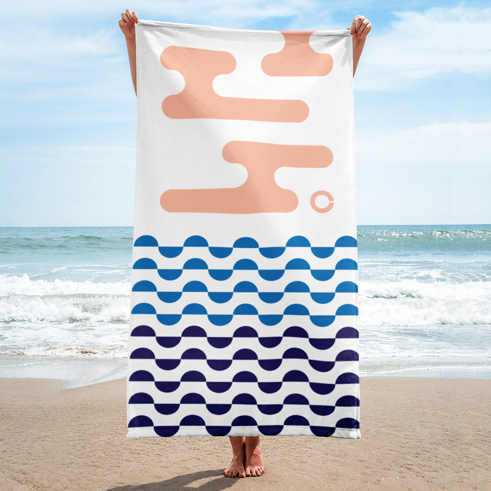 Day 2 Beach Towel