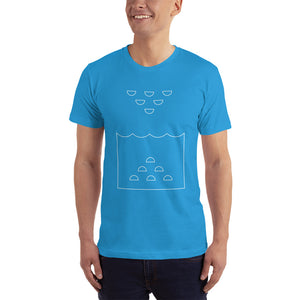 Day 5 Men's T-shirt: Outline
