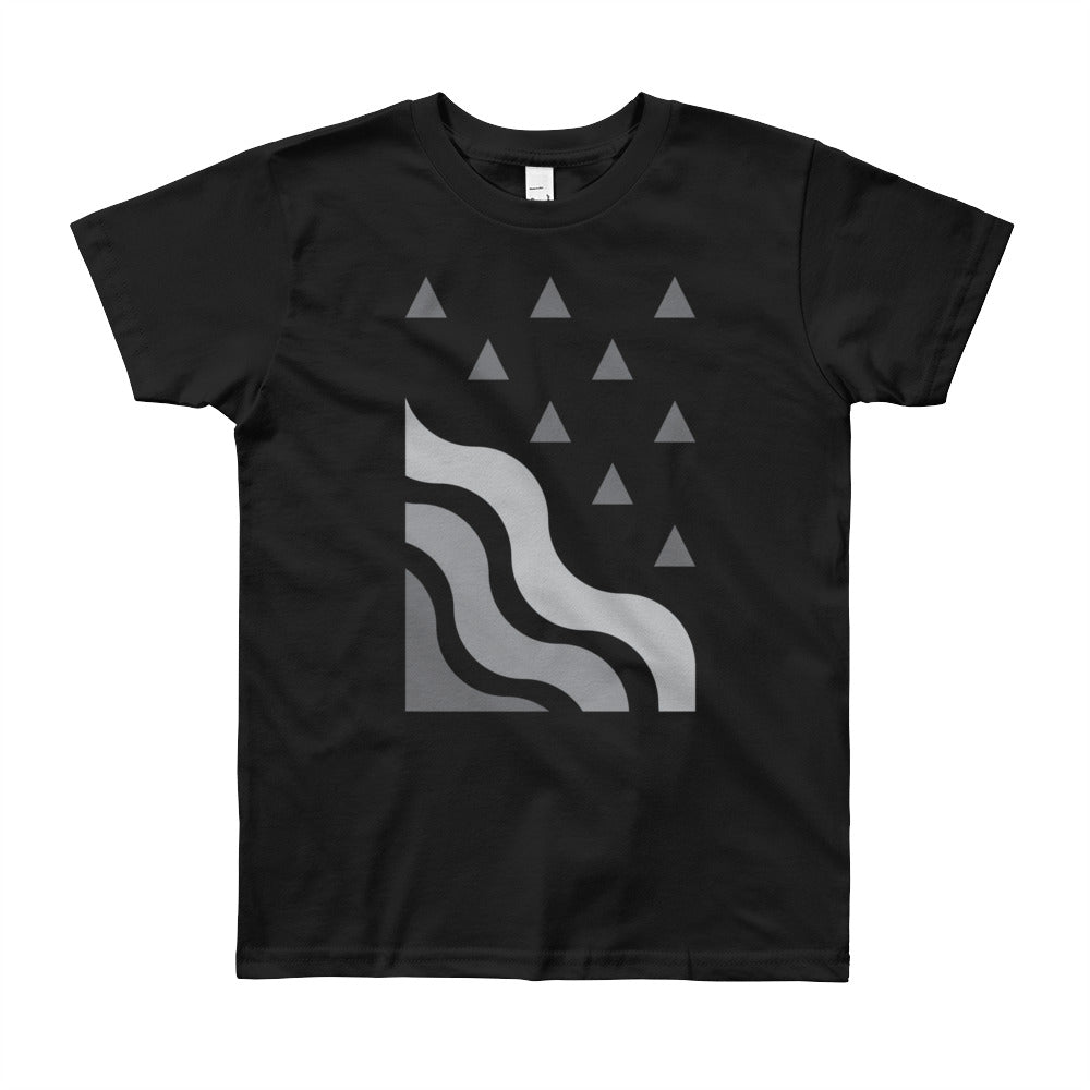 Day 3 Youth T-shirt: Grayscale