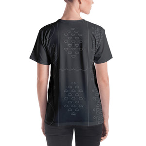Creation Week Women's T-shirt: Outline