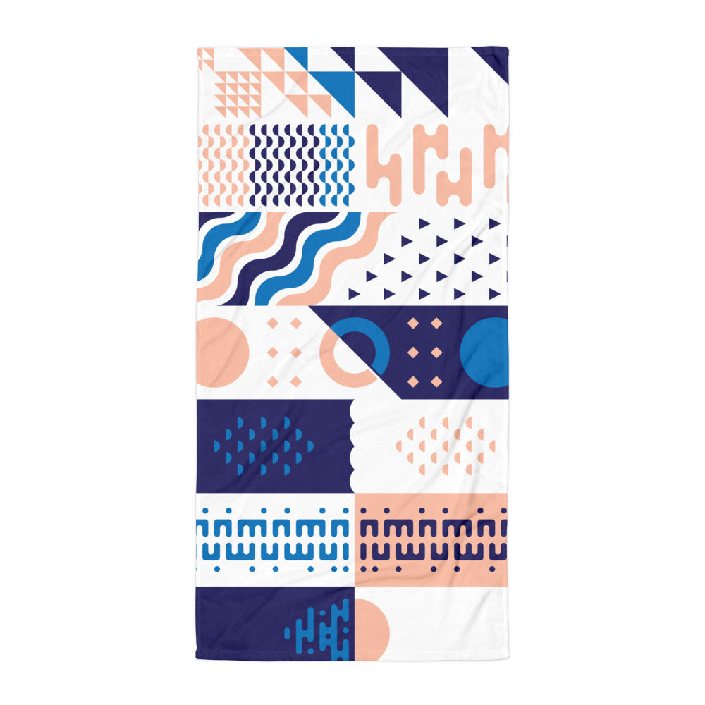 Creation Week Beach Towel