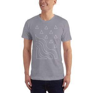 Day 3 Men's T-shirt: Outline