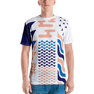 Creation Week Men's T-shirt: Color