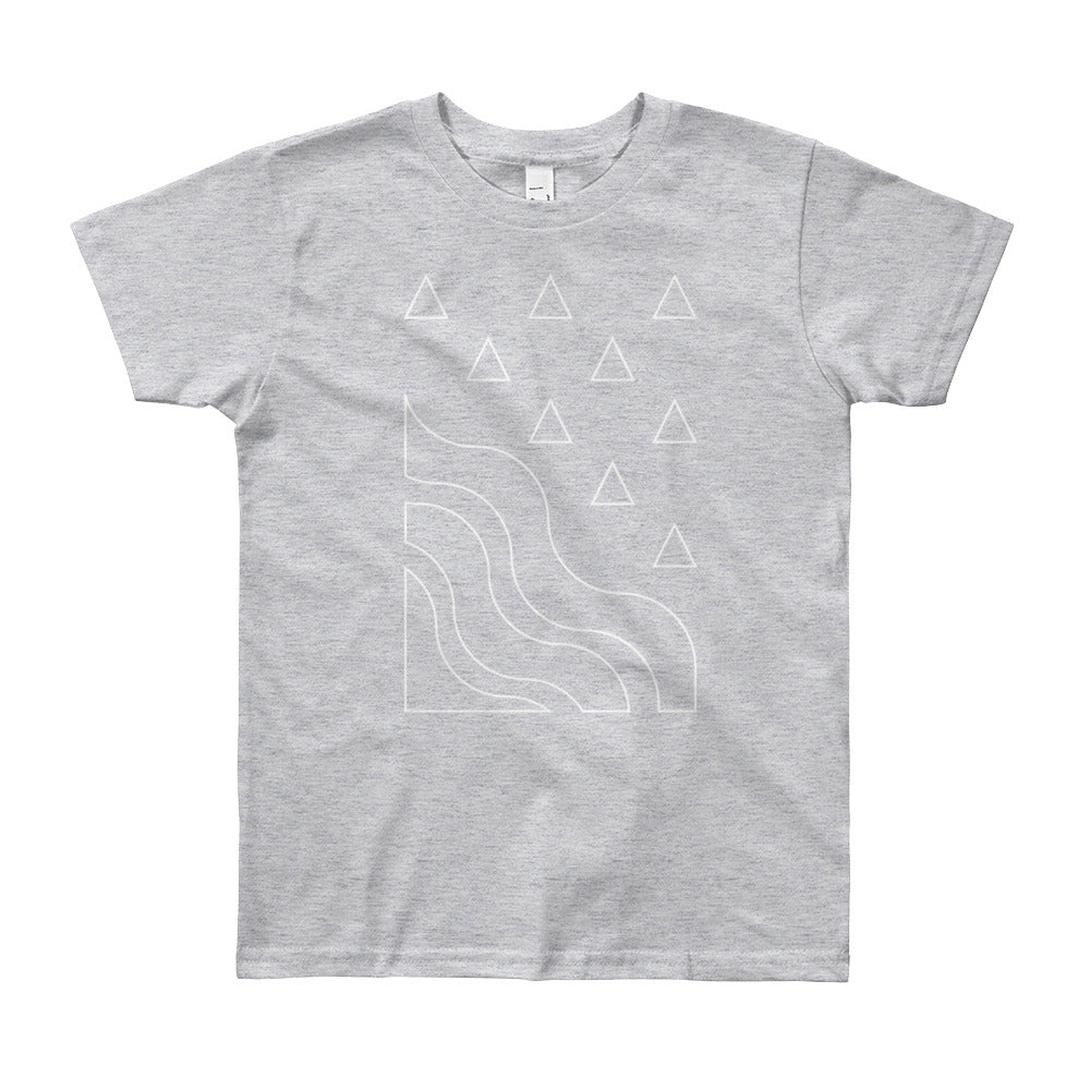 Day 3 Youth T-shirt: Outline
