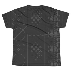 Creation Week Youth T-shirt: Outline