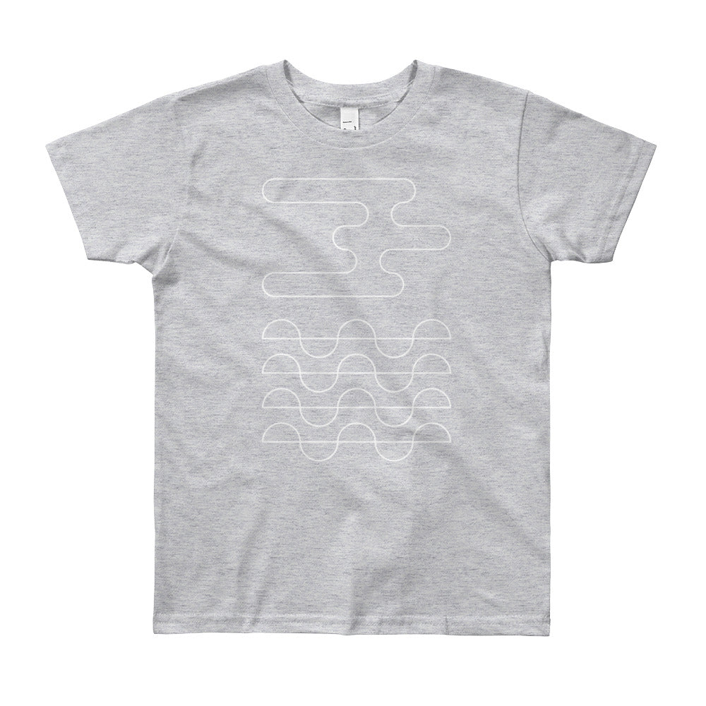 Day 2 Youth T-shirt: Outline