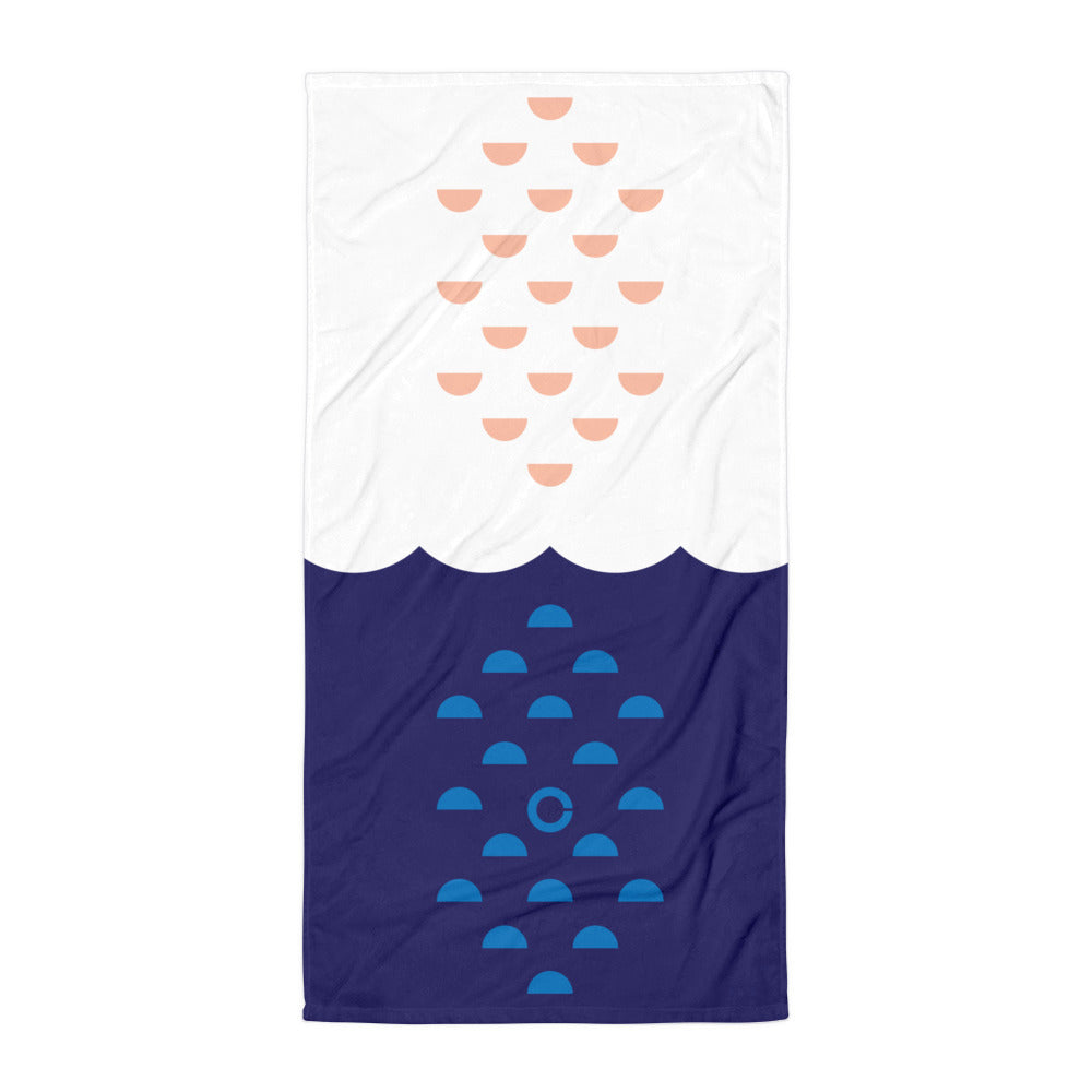 Day 5 Beach Towel