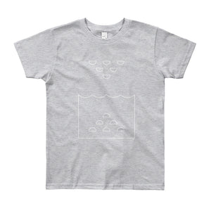 Day 5 Youth T-shirt: Outline