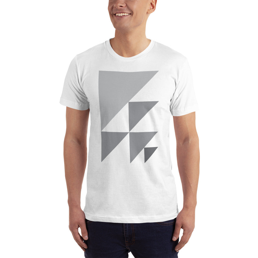 Day 1 Men's T-shirt: Grayscale