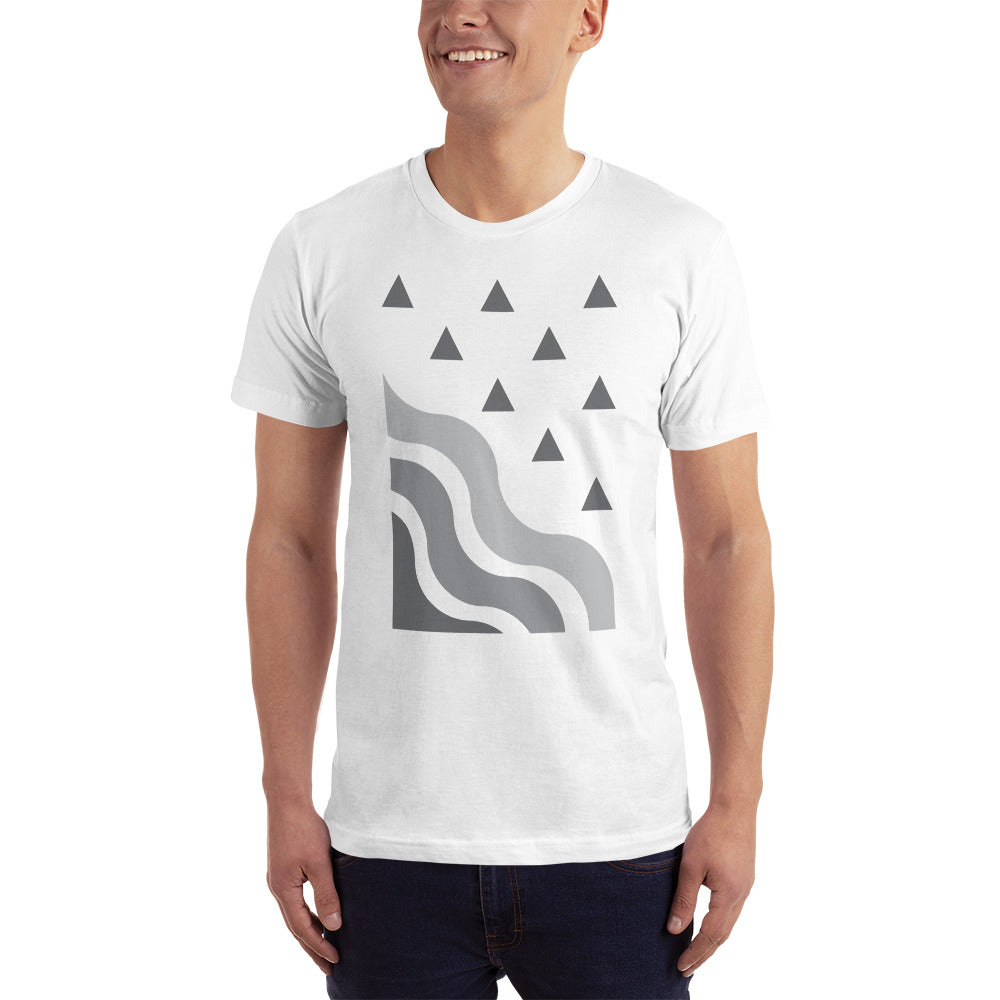 Day 3 Men's T-shirt: Grayscale