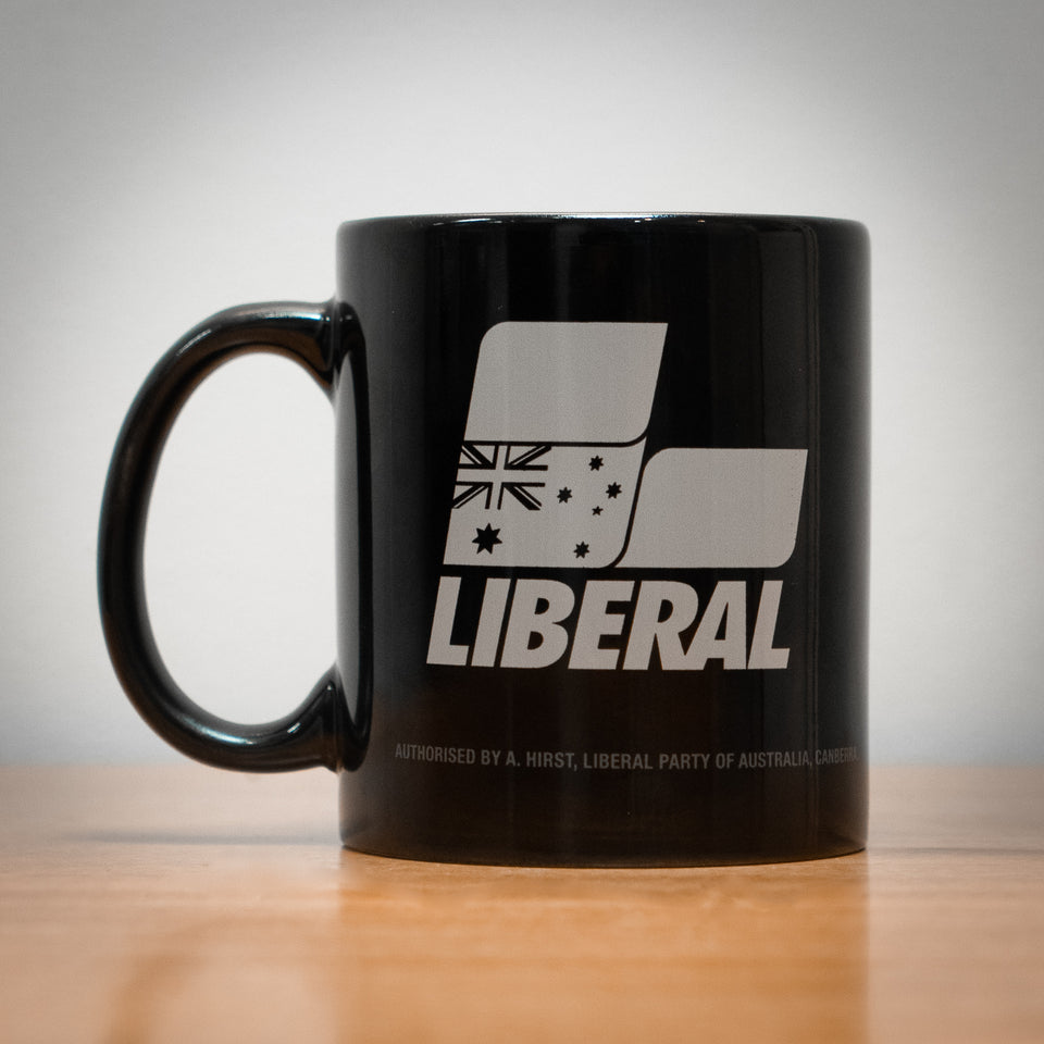 Official BACK IN BLACK Mug
