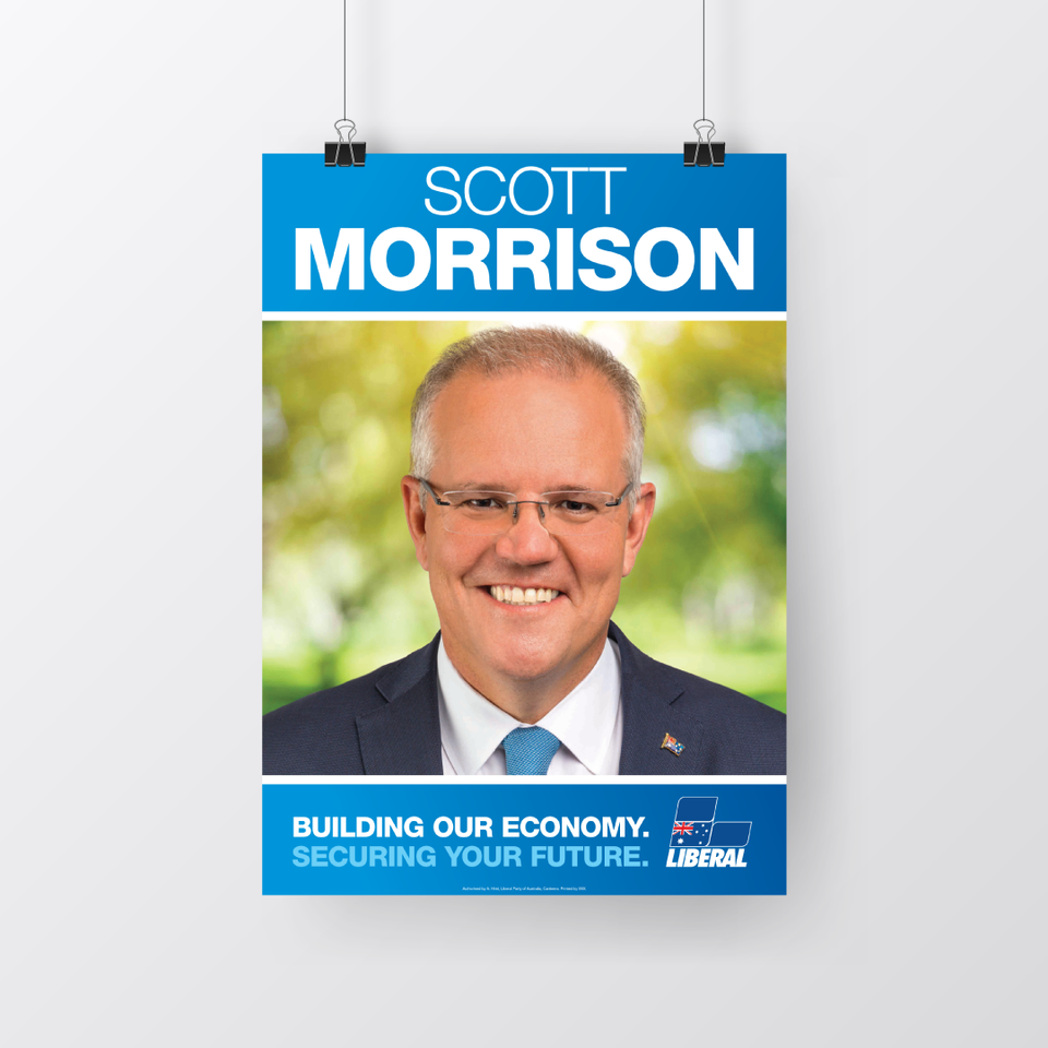 Liberal Party 75 Years Poster Collection