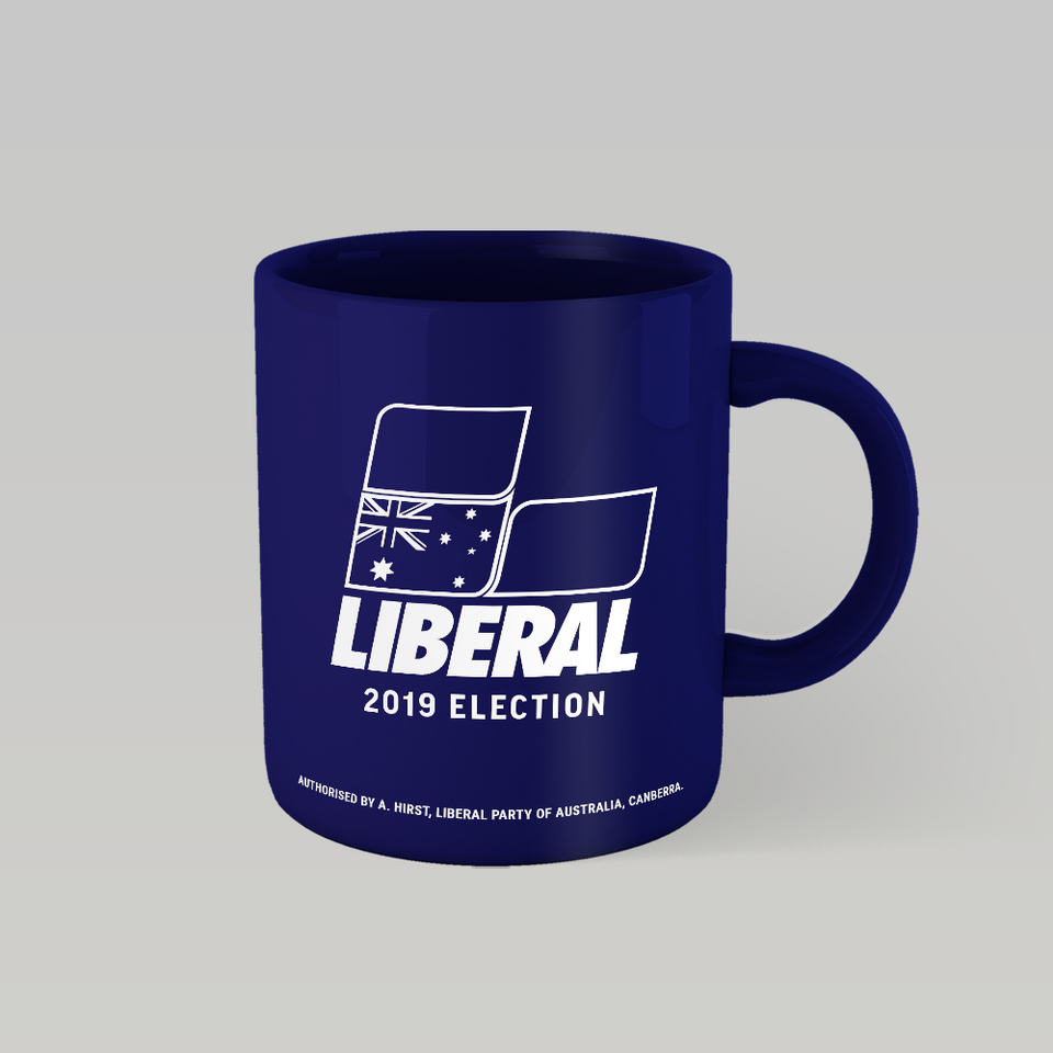 Liberal Party 2019 Election Mug