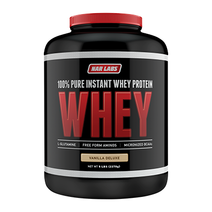 Pure Instant Whey Protein 5