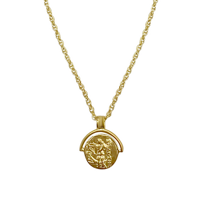Artemis Coin Necklace