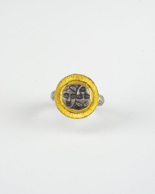 Istros Coin Ring