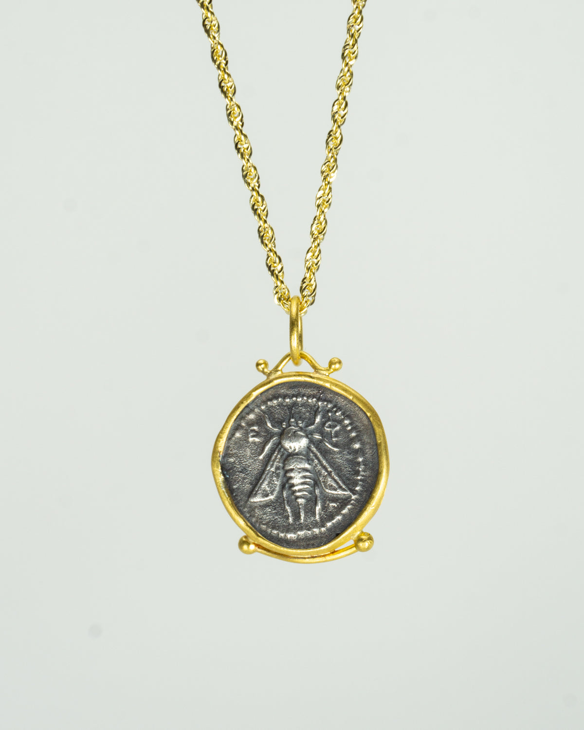 Ephesus Coin - Tetradrachm necklace