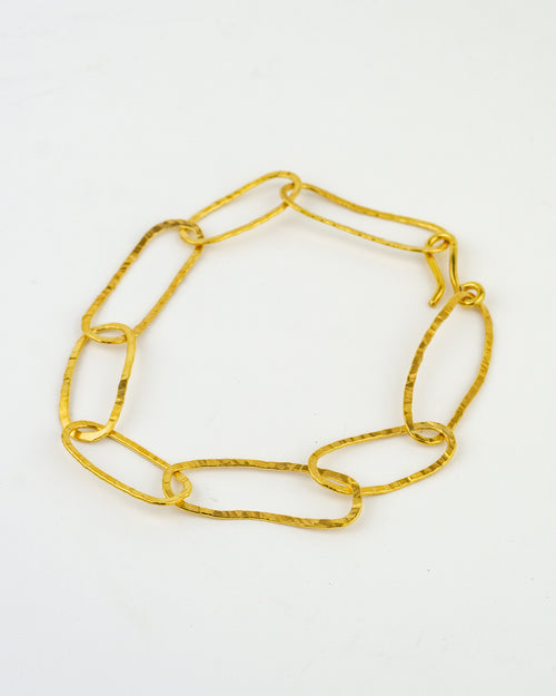 Oval Chain Bracelet Chile