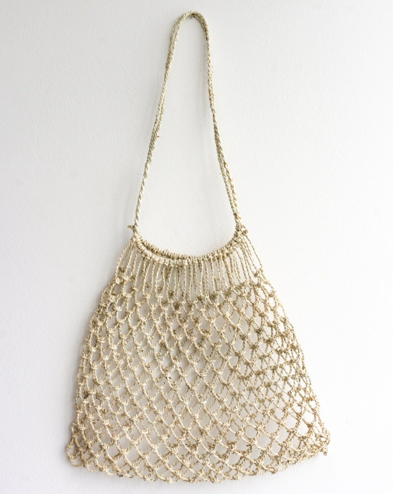 Large Straw Bag Chile