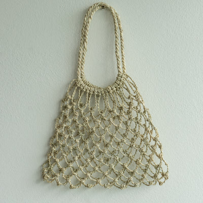 Small Straw Bag