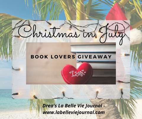 Christmas in July Book Lover's Giveaway