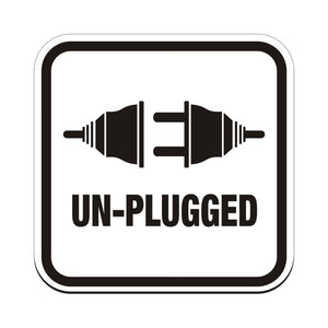 Happy National Day of Unplugging