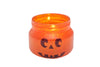 Jack O'Lantern Votive DIY Craft
