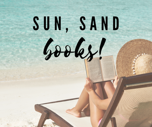 Friday Fun - Beach Readers, Start Your books!