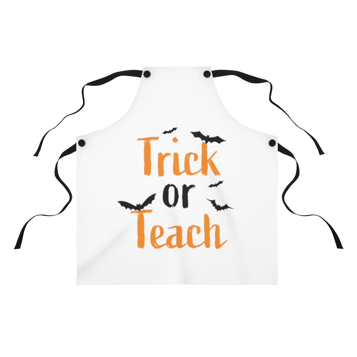 Trick or Teach Apron