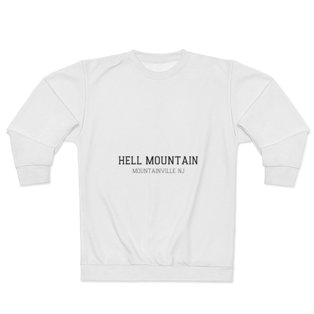 Hell Mountain Unisex t-shirt