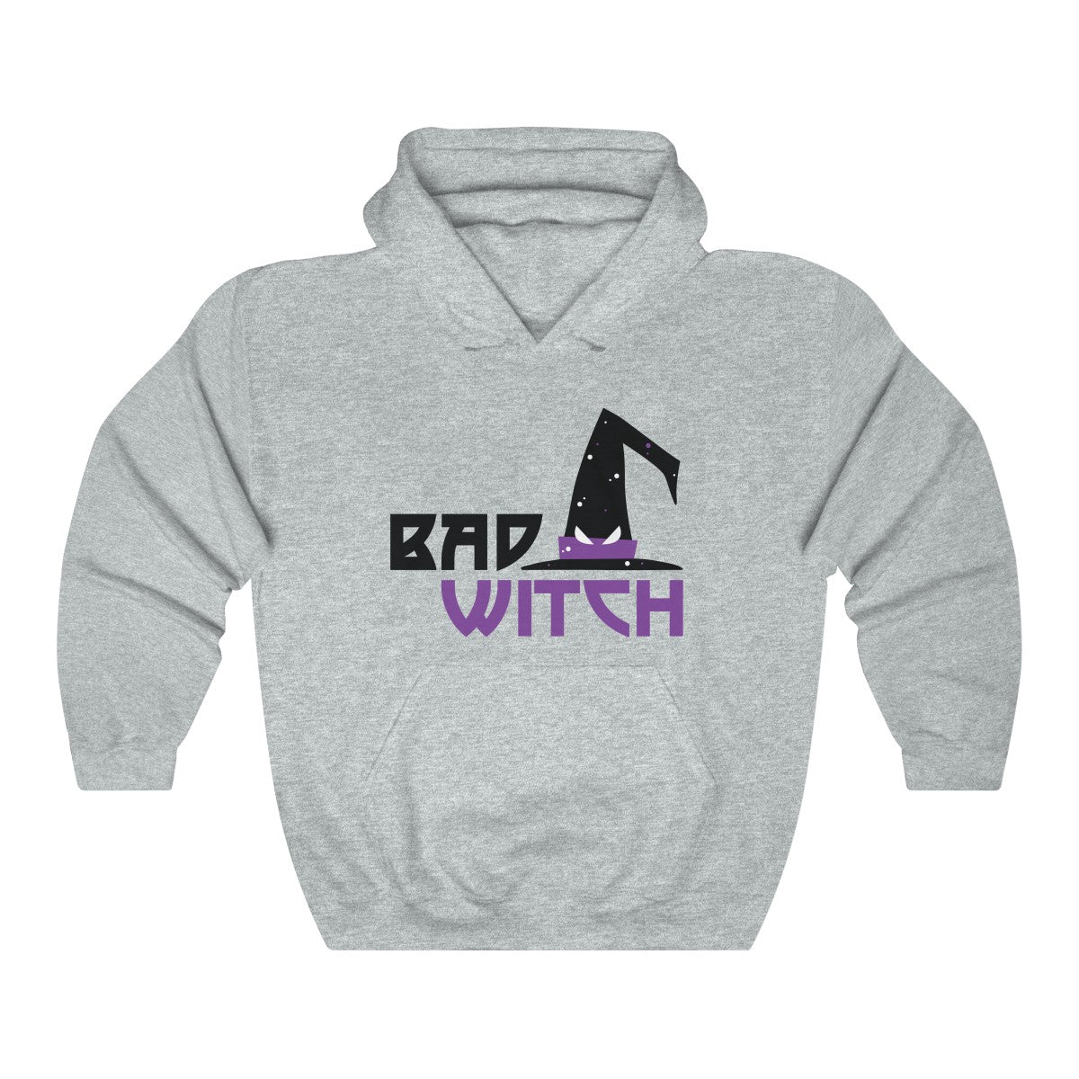 Bad Witch Heavy Duty Sweatshirt
