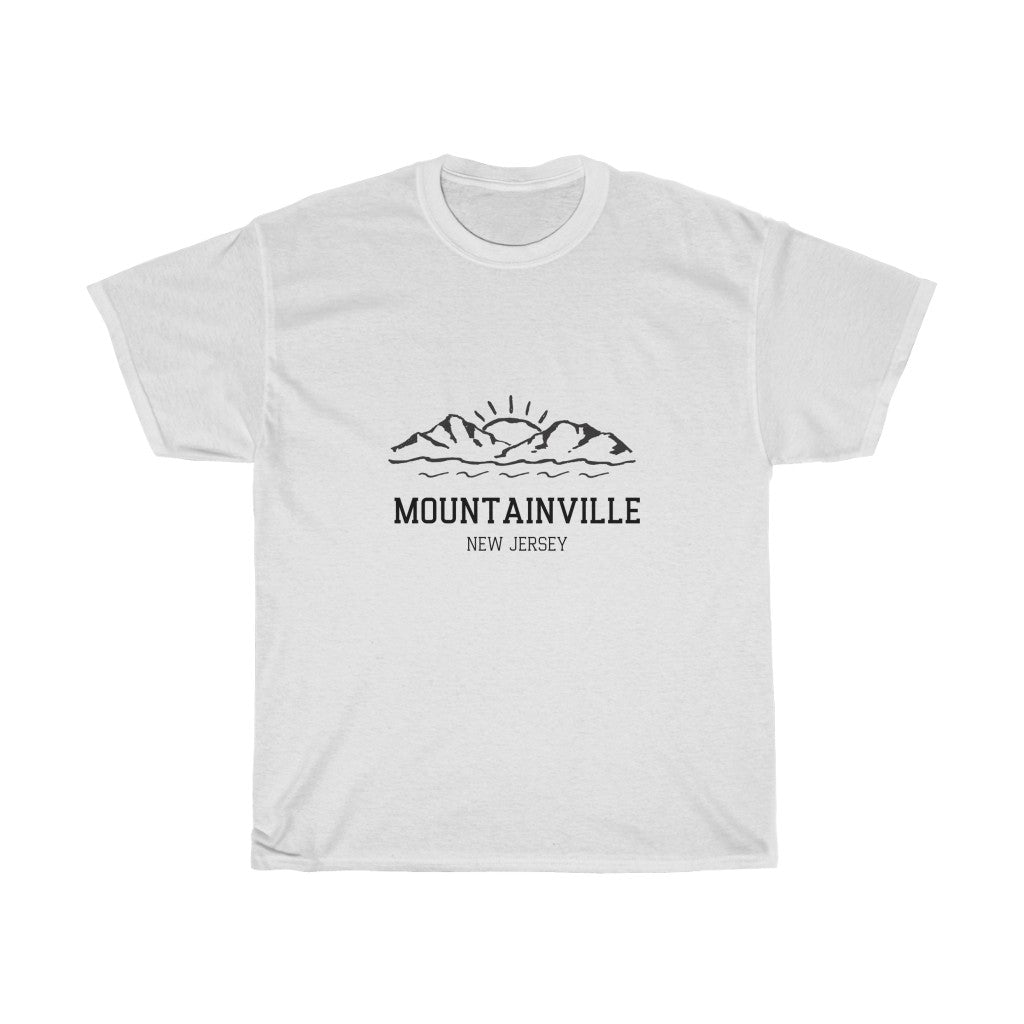 Mountainville Unisex Heavy Cotton Tee