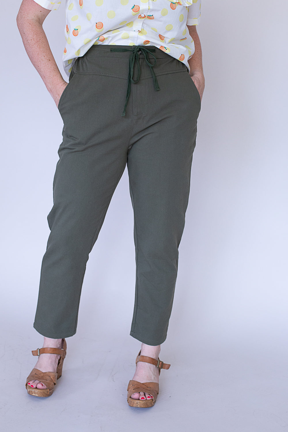 Hunter High Waist Pants