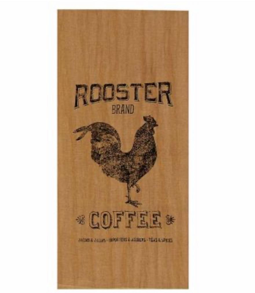 Rooster Brand Towel