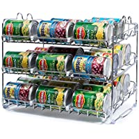 Stackable 36 Can Rack Organizer only $19.99