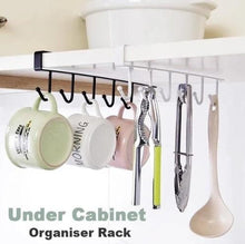 Load image into Gallery viewer, Under Cabinet Organizer Rack