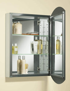 Selection kohler k 3073 na archer frameless 20 inch x 31 inch aluminum bathroom medicine cabinet recess or surface mount