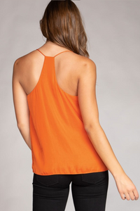 Cami Scoop Neck Racer back