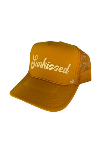 Sunkissed Trucker Hat