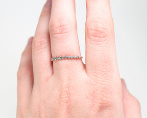 delicate stackable ring