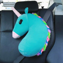 Load image into Gallery viewer, Child car seat belt shoulder pillow