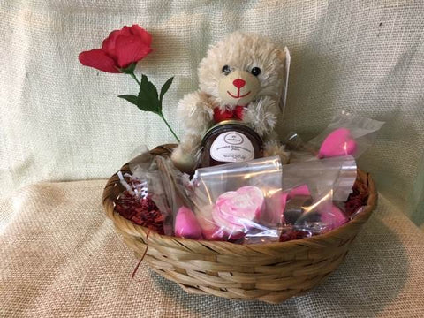 Valentine Day Basket
