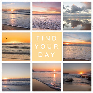 Find your day! Find the sunrise of your special date here