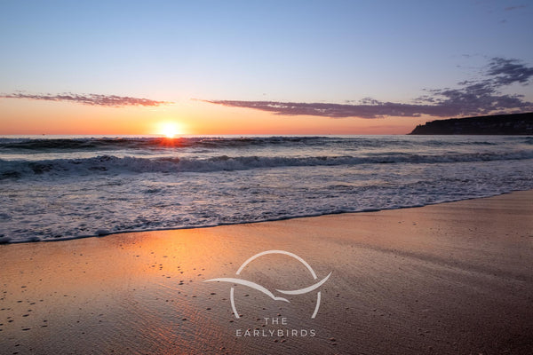 Manly beach Birth Sunrise 11th October 2020