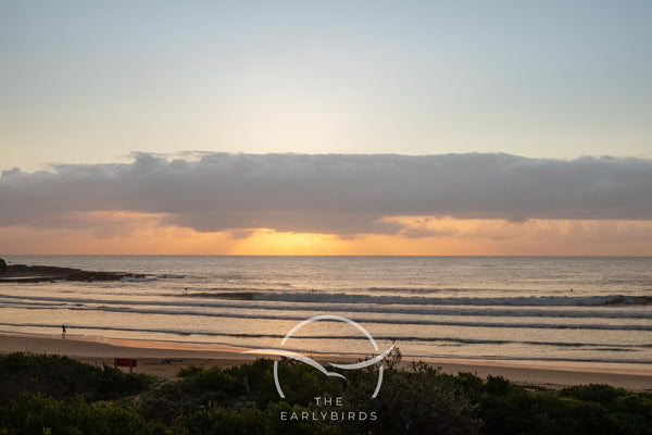 Freshwater beach Sunrise 16th February 2020