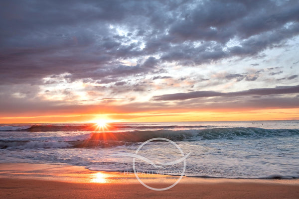 Manly beach Sunrise 18th August 2020