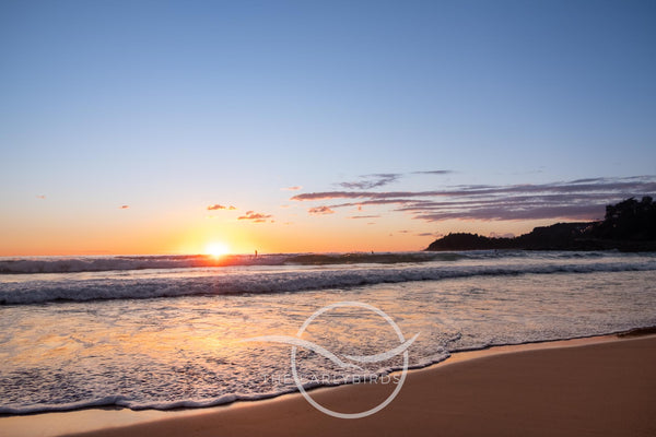 Manly beach Sunrise 19th August 2020