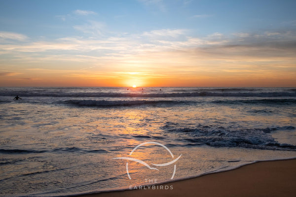 Manly beach Sunrise  19th March 2020